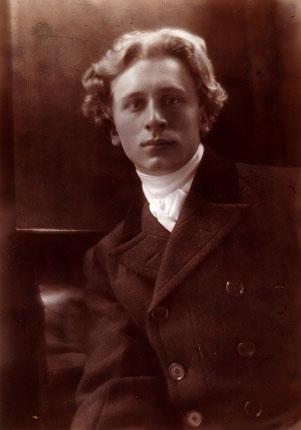 Baron Adolf Edward Sigismund de Meyer (1868-1949). Grainger commissioned de Meyer to produce publicity photographs, but de Meyer also photographed Grainger informally from about 1903 until approximately 1908.