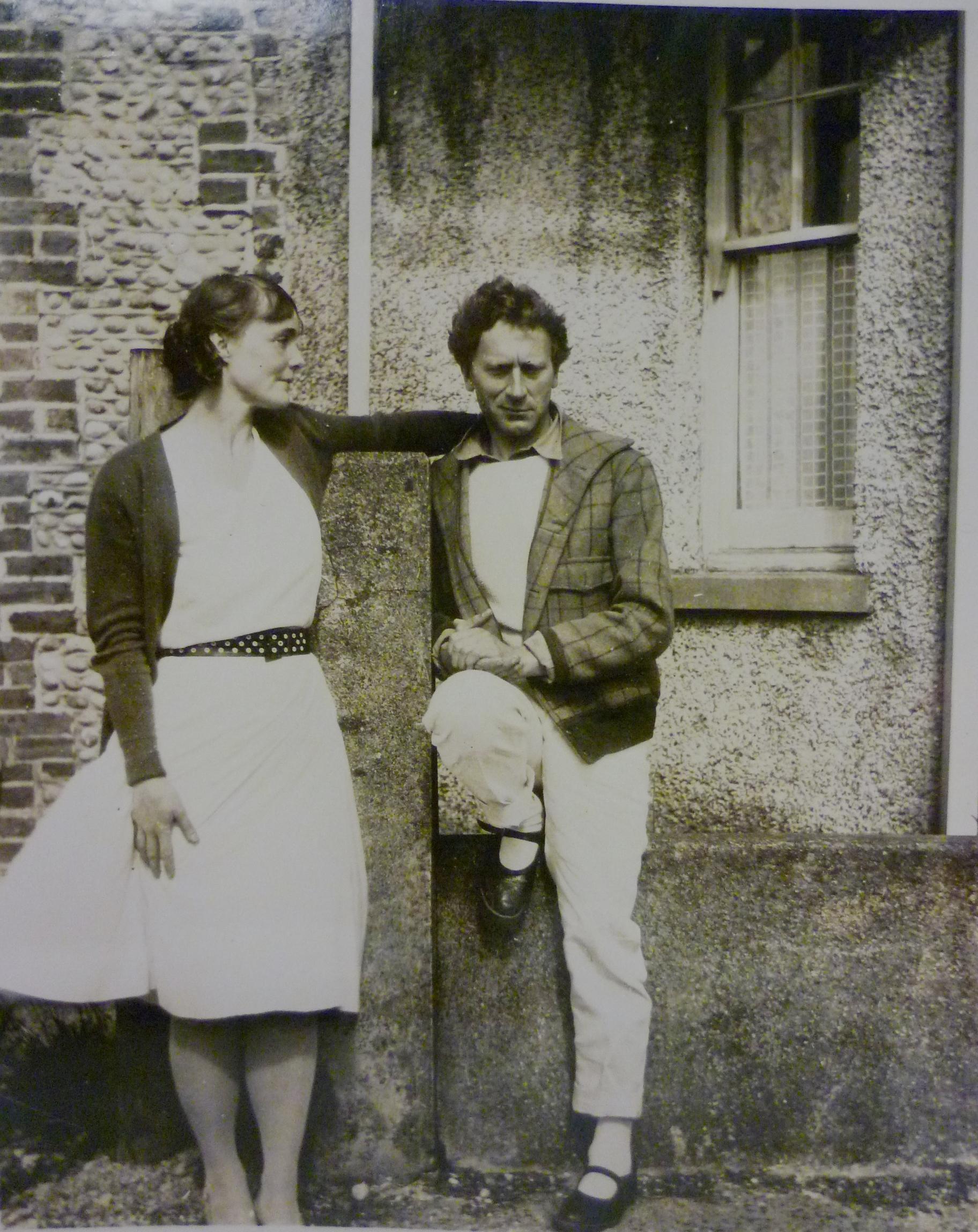 Percy and Ella Grainger