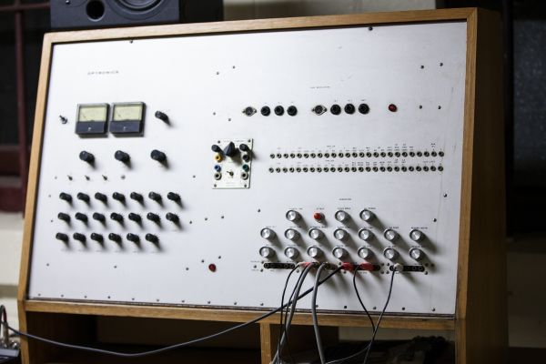 Image for From under the bed and down from the attic: Synthesizers reclaimed
