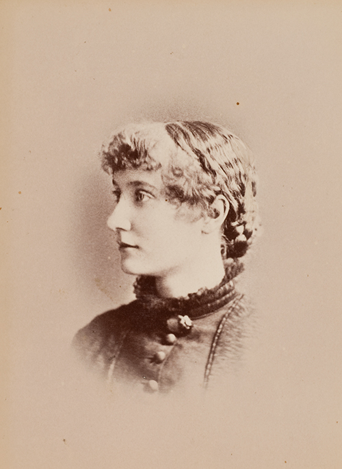 Rose Grainger, c.1880